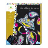 LOVELY BOX Les Ateliers du calme SCRATCH ART Chats