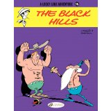 Lucky Luke (english version) - Tome 16 - The Black Hills