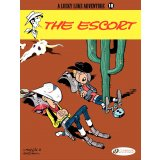 Lucky Luke (english version) - Tome 18 - The Escort