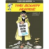 Lucky Luke (english version) - Tome 26 - The Bounty Hunter