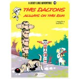 Lucky Luke (english version) - Tome 34 - The Daltons Always on the Run