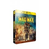 Mad Max : Fury Road – Blu-ray 3D Steelbook® Edition Limitée