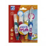 Blister magic brush éducation classic x4