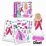 Magnetics habits de princesse