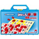 Malette loto 48 cartons