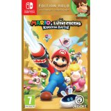Mario + The Lapin Crétins Kingdom Battle - Edition Gold
