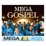 Coffret 4CD - Méga Gospel
