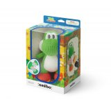 Amiibo - Méga Yoshi de Laine - Yoshi's Woolly World Collection