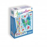 Coffret Aquarellum Mini - Papillons