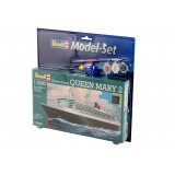 Maquette - Modelset Queen Mary 2 - 1/1200