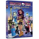 MONSTER HIGH SCARIS