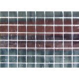 150 Pierres Mosaique miroirs collantes - 10 x10 mm