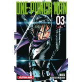 One-Punch Man Tome 3