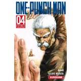 One-Punch Man Tome 4