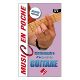 Méthode en poche Dictionnaire d'accords pour guitare n°2