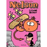 Nelson – tome 10 - Cyclone destroy