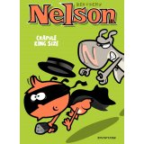 Nelson – tome 6 - Crapule King size