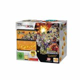 Console New Nintendo 3DS + Dragon Ball Z : Extreme Butoden
