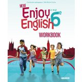 New Enjoy English 6e - Workbook Palier 1 A1-A2