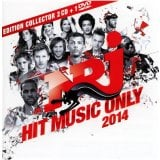 NRJ HIT MUSIC ONLY 2014 EDITION CD+DVD