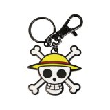 Porte-clés One Piece - Skull Luffy