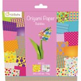 Pack Origami Paper Bubbles