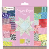 Pack Origami Paper Flowers