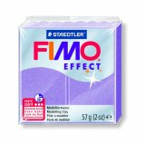 FIMO EFFECT - lilas perle - n°607 - 57g