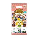 Animal Crossing : Happy Home Designer - 3 Cards Pack Vol.4