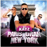 PARIS ORAN NEW-YORK