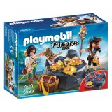 Pirates et trésor royal - Playmobil - 6683