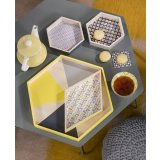 Yellow and Grey - Plateaux graphiques