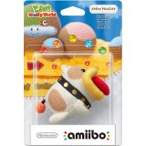 Amiibo - Poochy Yoshi's Woolly World Collection (Poochy laine)
