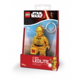 Lego Star Wars - Porte-clés LED C3PO