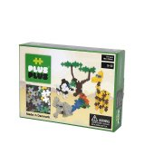 Plus Plus Box mini basic 170 pcs - savane