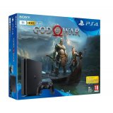 Console PlayStation 4 1To Noire + God of War