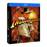 Coffret quadrilogie «Indiana Jones» - 5 films - Blu-ray