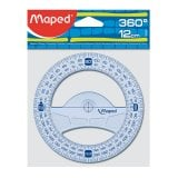 Rapporteur Circulaire 360° - Maped