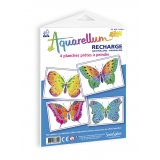 Recharge Aquarellum junior - papillon 2