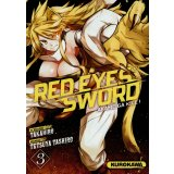 Red Eyes Sword Tome 3