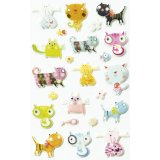Stickers Cooky - Chat coquet