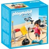Salle de sports - Playmobil City Life - 5578