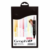 Set de 12 marqueurs Graph'It - Characters Colors 2015