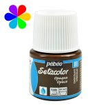 Setacolor opaque - 45ml - chocolat n°88