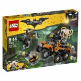 L'attaque du camion toxique de Bane™ - LEGO® Batman Movie - 70914