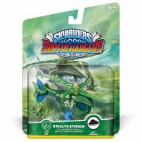 Skylanders SuperChargers - Vehicle Pack : Stealth Stinger