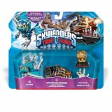 PACK AVENTURE (Blades + Nightmare Express + Piggy Bank + Hand of Fate) - SKYLANDERS TRAP TEAM