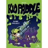 Kid Paddle Tome 13 - Slime project