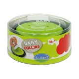 Stampo Baby colors - vert, rouge