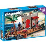 SuperSet Ilôt des pirates - Playmobil - 6146